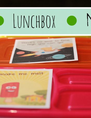 easy lunchbox notes