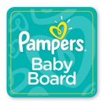 Pampers Baby Board