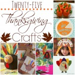 25 Thanksgiving Crafts