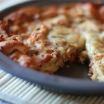 Leftover French Onion Turkey Bake