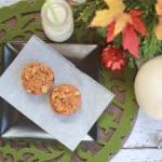 Streusel-Topped Pumpkin Muffins