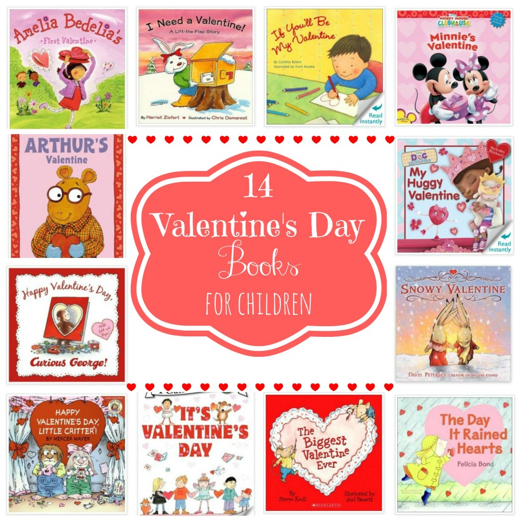 there are hundreds of books about valentines day but i chose just a few to - Valentines Day Book