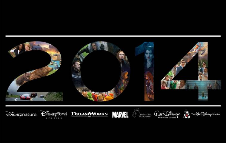 disney motion pictures slate 2014