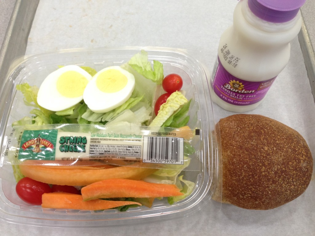 changes to school lunch guidelines