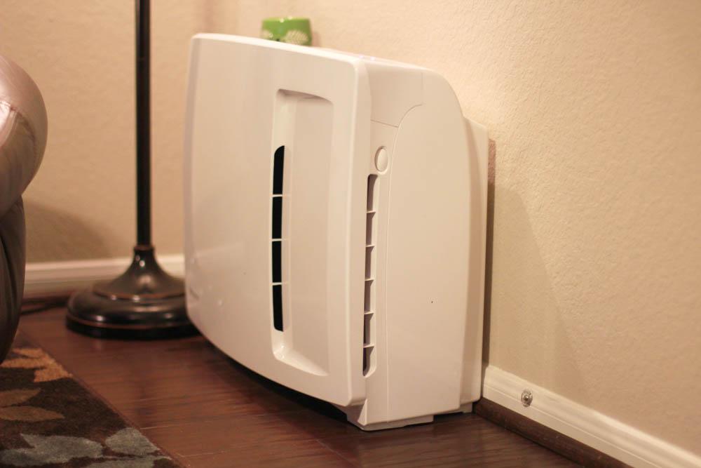 luma comfort air purifier
