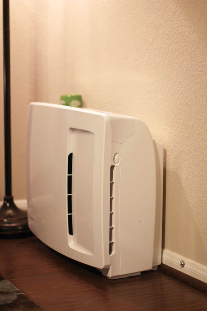 luma comfort air purifier