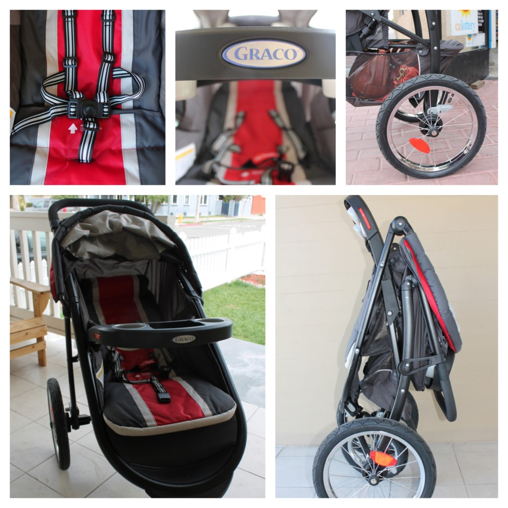 Graco Fastaction Fold Jogger Stroller Review Simply Being Mommy
