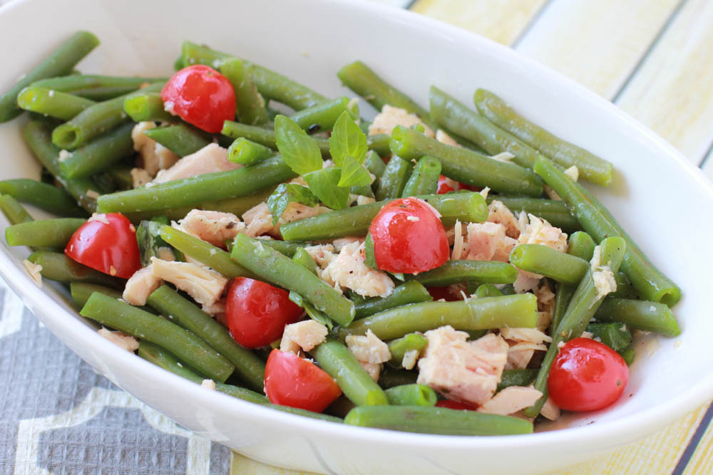Green Bean And Tuna Salad Simply Being Mommy