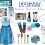Disney's Frozen Easter Basket Ideas