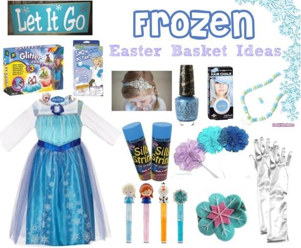 frozen easter basket ideas