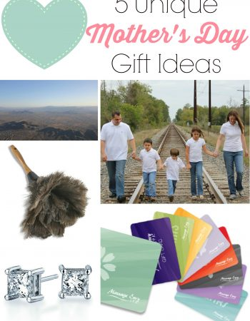 unique mothers day gift ideas