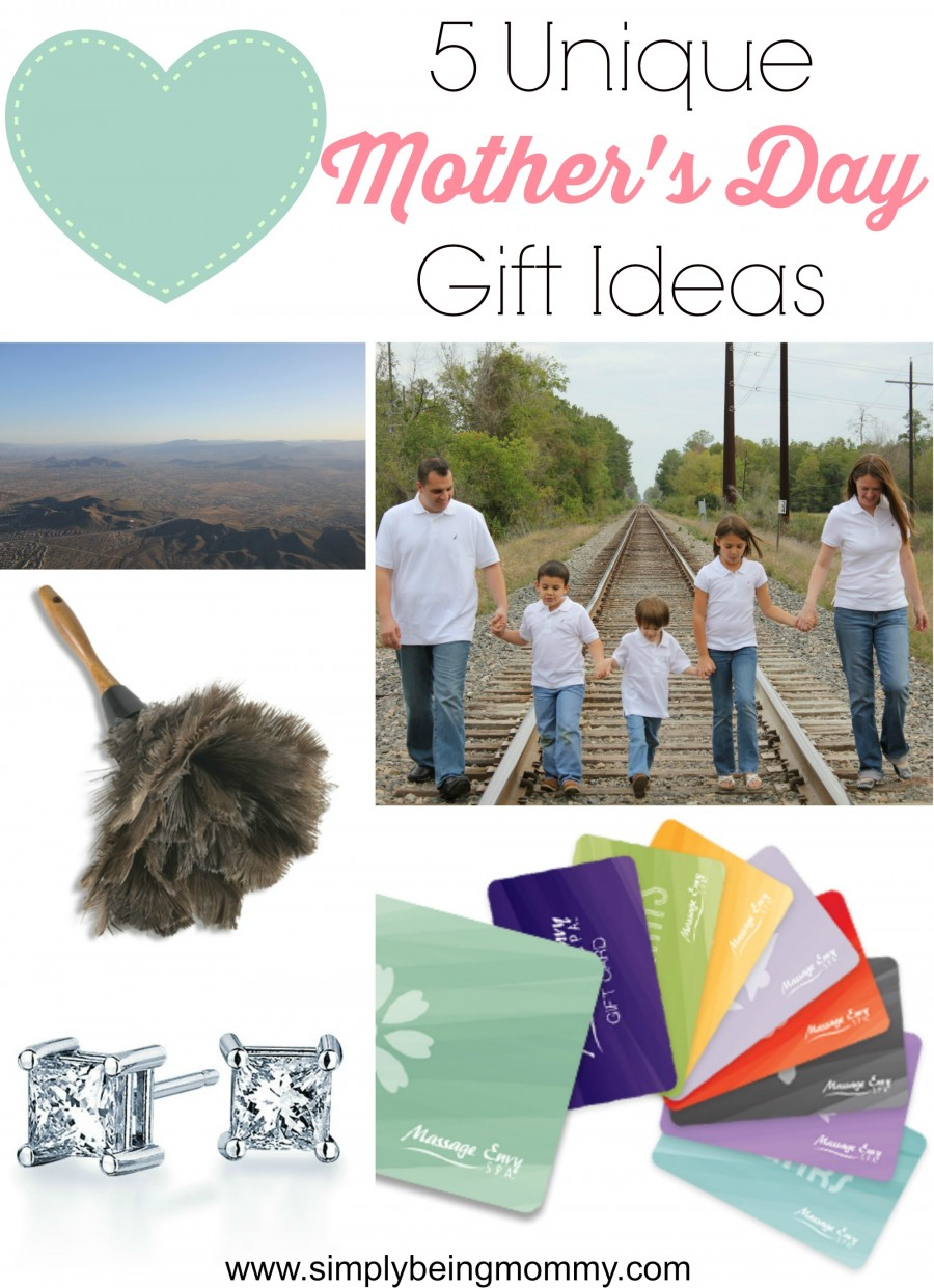 5 Unique Mother 39 S Day Gift Ideas Simply Being Mommy