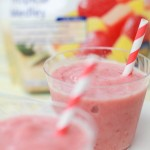 Tropical Fruit Smoothies for Two