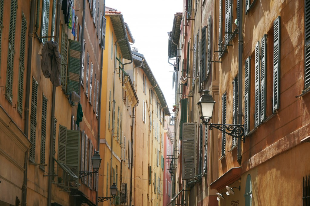 Discovering Nice France