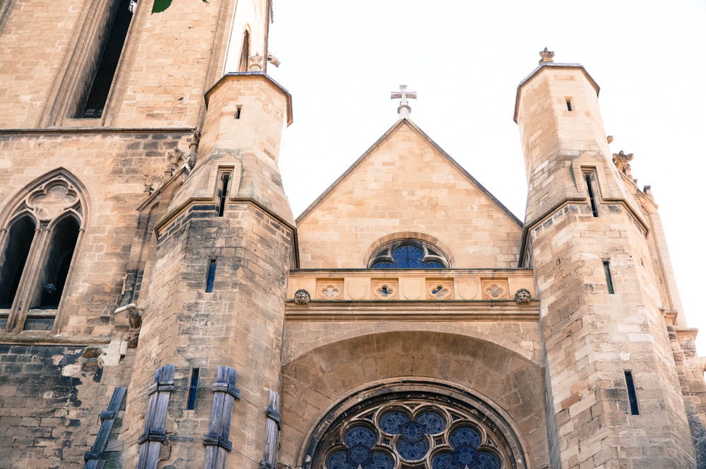 Saint-Jean-de-Malte in aix en provence france