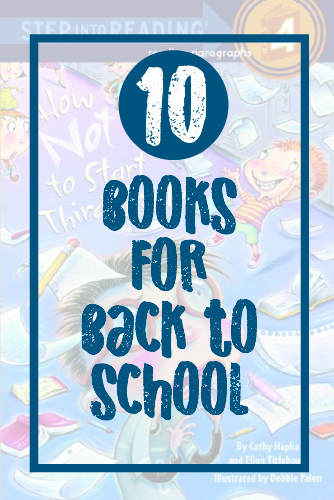 Back to school season is sneaking up on us. Make sure your children are prepared to head back to school with these 10 books for back to school.