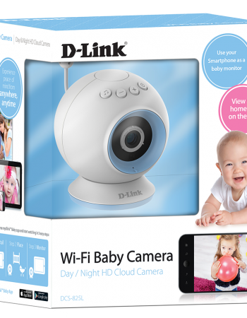 DLink wireless baby video baby monitor