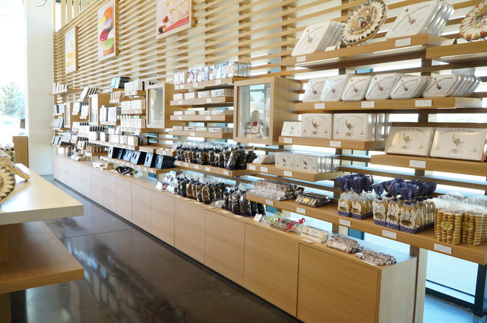 calissons confectionery in aix en provence france