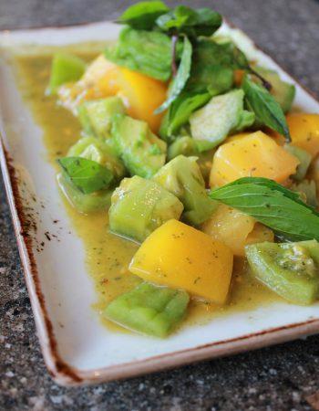 pf changs heirloom tomato salad