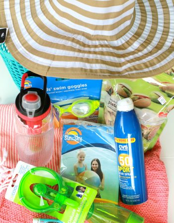 items to pack in your pool bag
