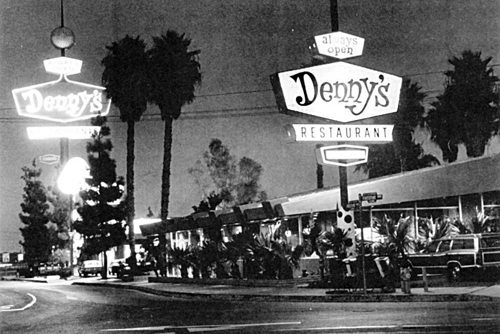 5 facts about denny's