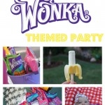 Unpeel Fun at a Wonka-Themed Party