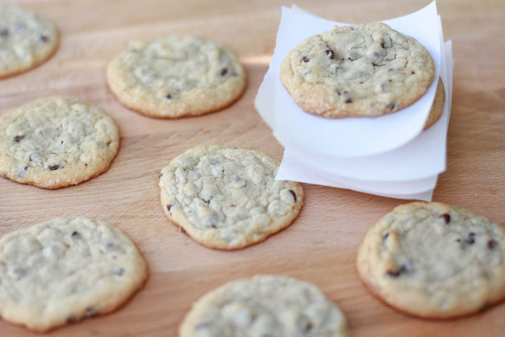 Cooler temperatures. Leaves changing colors. Pumpkin Spice. All indicators of fall. Celebrate with these Peanut Butter Pumpkin Spice Chocolate Chip Cookies.
