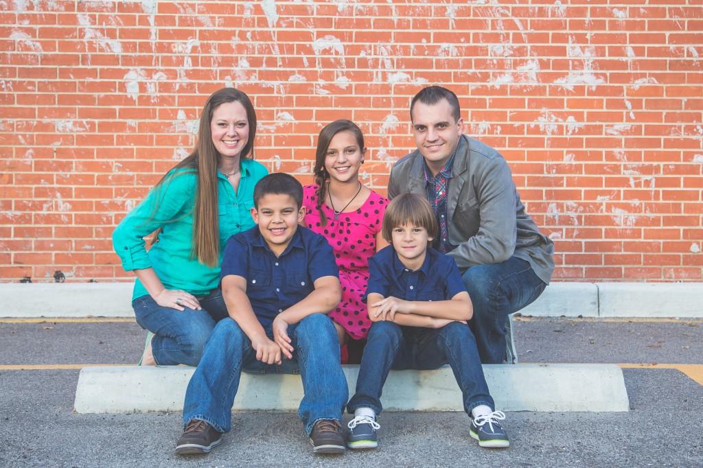 professional houston area family photographer
