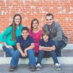 Family Portraits with Tiny Tribe Photography