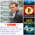David Baldacci for the Whole Family Book Giveaway (Closed)