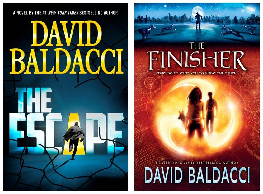 David Baldacci Book Giveaway | Simply Being Mommy