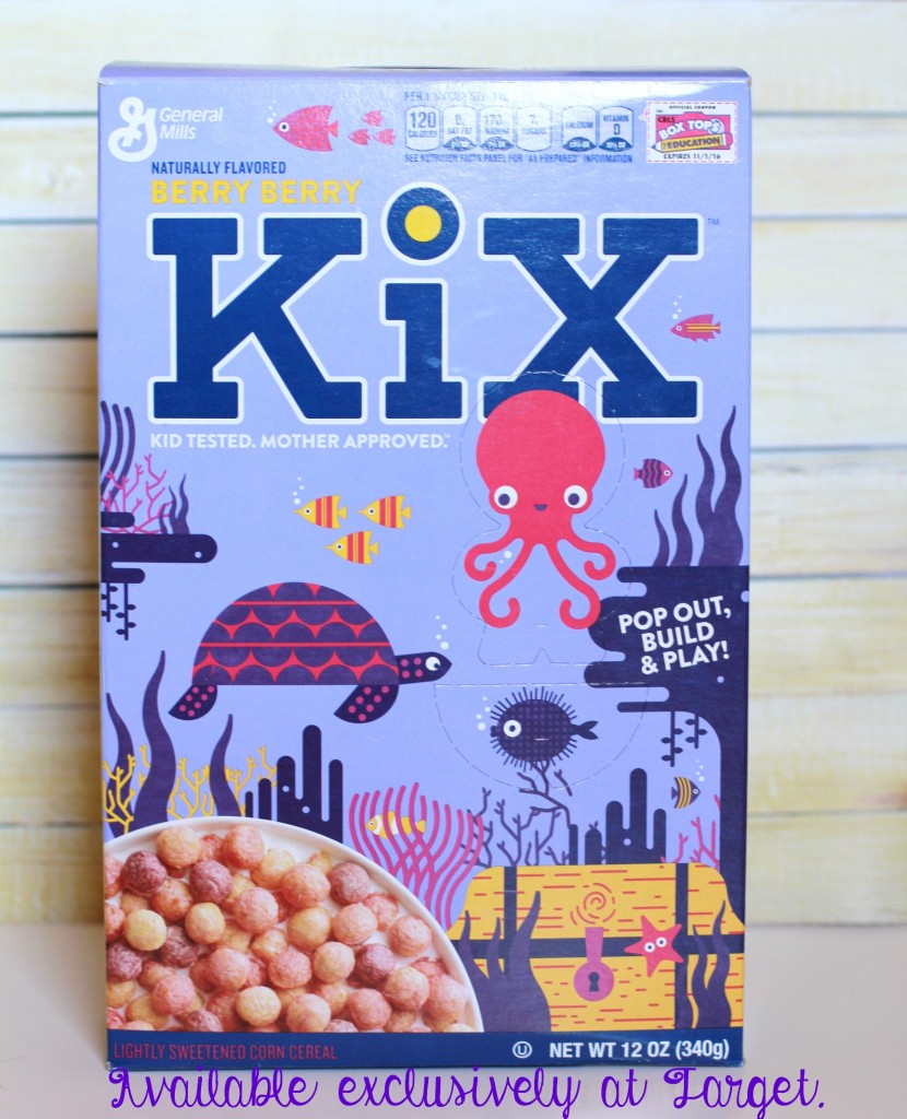 Fueling Imaginative Play With The New Kix Cereal Box