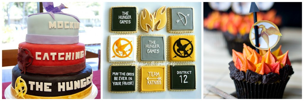 The Hunger Games-Inspired Projects