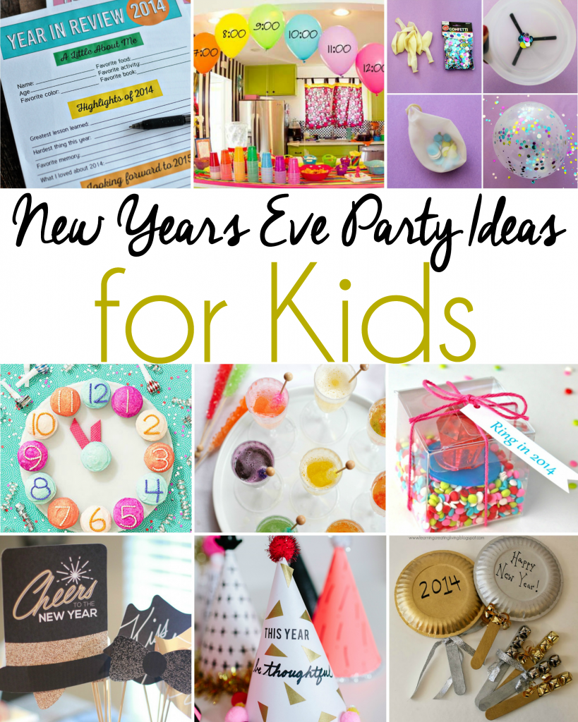 Fun Food Ideas For New Years Eve