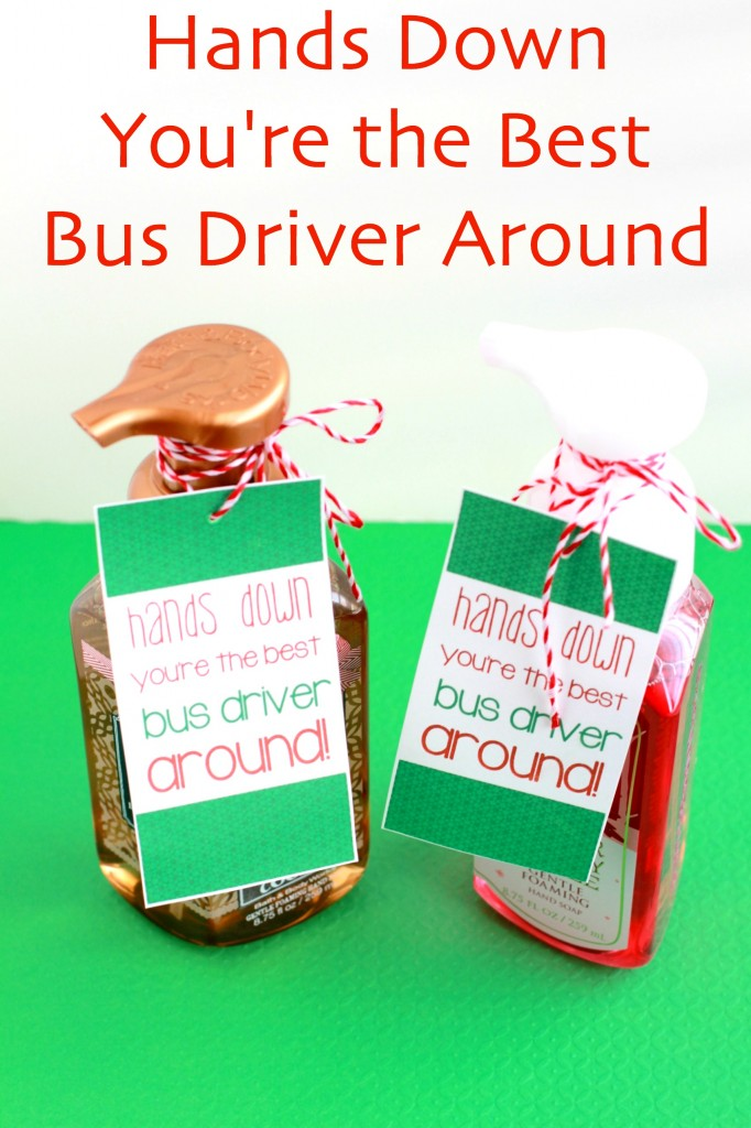 you re the best bus driver gift idea simply being mommy