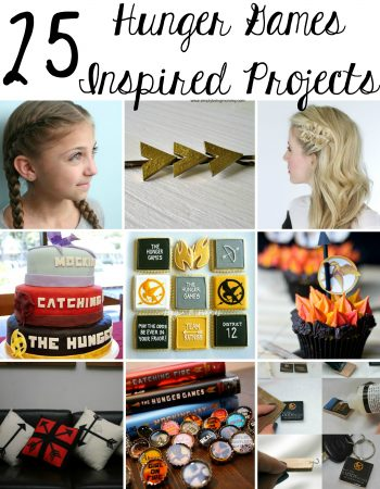 hunger games inspired projects