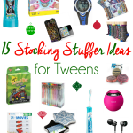 Stocking Stuffer Ideas for Tweens - fun and unusual stocking stuffer ideas