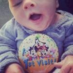 tips for bringing baby to disneyland