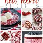 Twenty-Five of the Best Red Velvet Recipes Found Across the Web