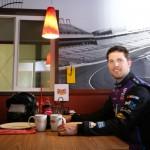 Denny's Partners with Nascar Star Denny Hamlin