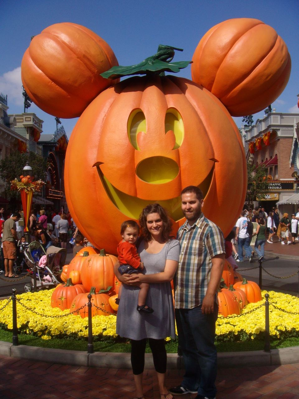 Disneyland or Disney World? That is what everyone kept asking me. You'll have to read more to find out.
