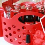 Coca-Cola Gift Basket for Teachers