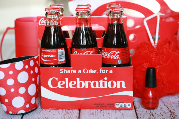 Honor your child's teacher by giving them a thoughtful gift they'll love. This Coca-Cola gift basket for teachers features all things red and is a great way to show your appreciation.