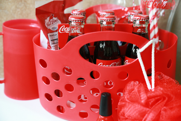 Coca Cola Gifts >> Coca Cola Gift Basket For Teachers Simply Being Mommy