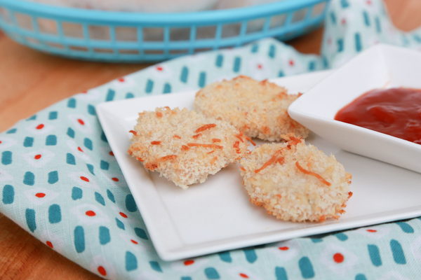 Make your own Homemade Chicken Nuggets with organic ingredients from Simple Truth and know what ingredients are going in to your food.