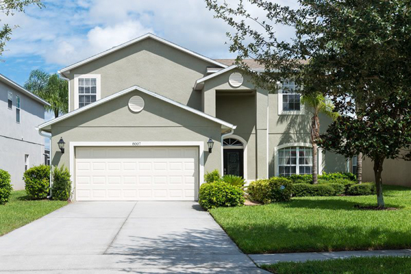When visiting the Orlando area skip the hotels and look for Orlando Vacation Home Rentals.