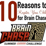 10 Reasons to Register Your Child for Brain Chase