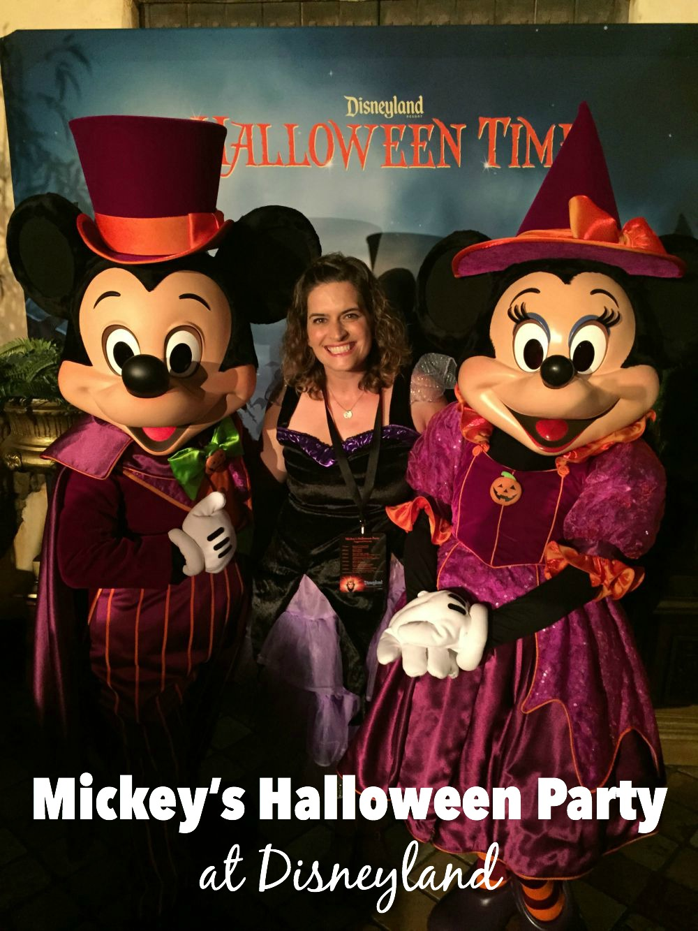 Headed to Disneyland for Halloween? Check out Mickey's Halloween Party at the Disneyland Resort.