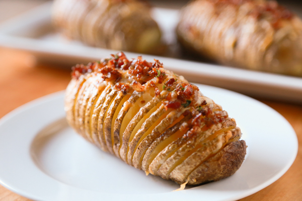bacon amp cheese hasselback potatoes simply being mommy