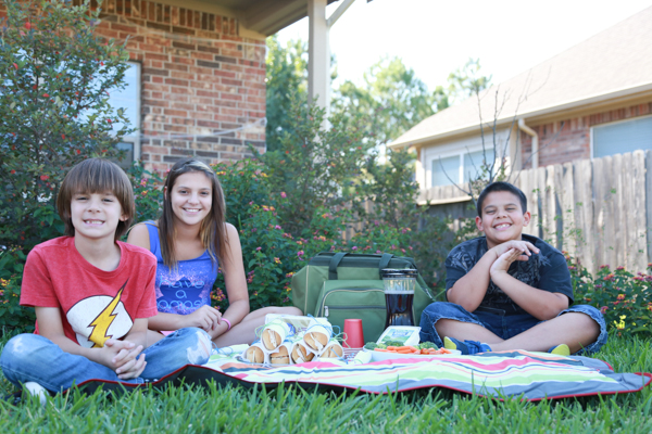 Life has a way of getting busy on us. By the time we realize it, we are knee deep in commitments. Slow down, enjoy life, and have a picnic. Picnics make everything better.